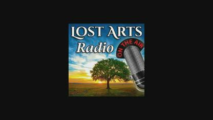 This Suicide Mission Of Humanity Can Be Reversed - Lost Arts Radio Live 8/9/19