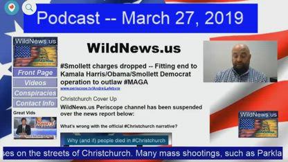 #Smollett charges dropped -- Fitting end to Kamala Harris/Obama/Smollett Democrat operation to outlaw #MAGA
