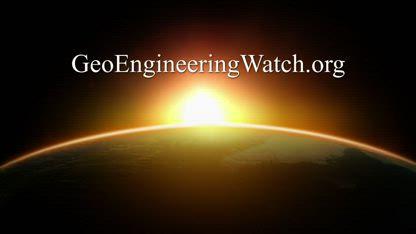 ENGINEERED CLIMATE CATACLYSM HURRICANE HARVEY