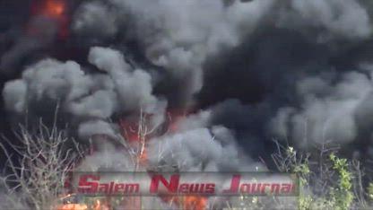 Keizer, Fatal Home Fire 3-3-19 SNJ VO WC AirCam