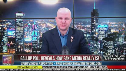 MUST SEE Gallup Poll Reveals Just How FAKE the Media REALLY Is!