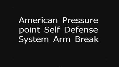 Karate Arm Break