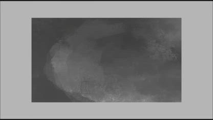 Photoshop Speedpaint - Cave Monster Concept Art