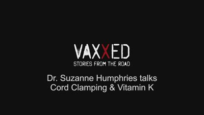 Dr Suzanne Humphries MD - Cord Clamping and Vitamin K