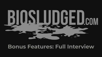 Biosludged - Full interview with Richard Honour