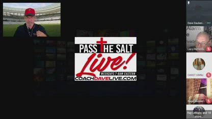 Pass the Salt Live - Pray! 10-15-2018