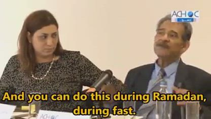 A Muslim explains molesting children during Ramadan