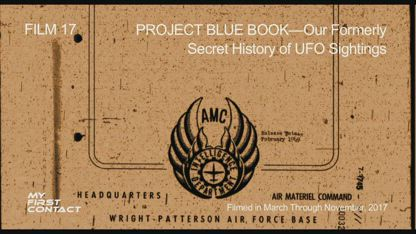 FILM 17_Project Blue Book—Our Formerly Secret History of UFO Sightings