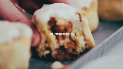 Vegan GF Cinnamon Rolls  Minimalist Baker