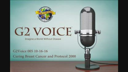 G2Voice 005 Breast Cancer and Protocol 2000