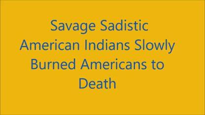 Brian Ruhe - Thomas Goodrich: Native Indian attacks on Americans