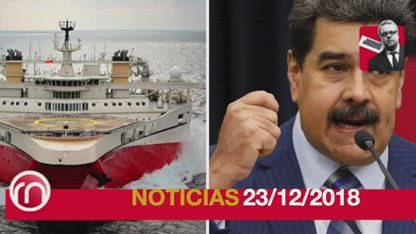Red Noticiero TV 23/12/2018