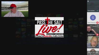 Pass the Salt Live - Leaving a Legacy 10-24-2018