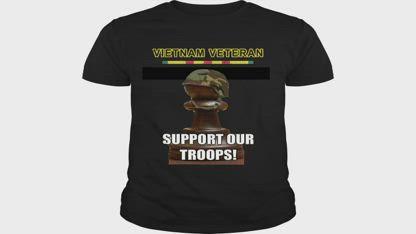 Veterans & Active Duty Paradigm Shift T-Shirts