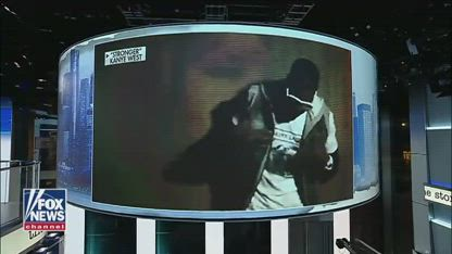 Fox News attends Kanye West's Sunday church service