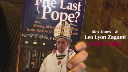 Demonic Possession Of The Vatican Exposed