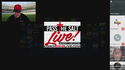 Pass the Salt Live - You are the A Team 10-8-2018