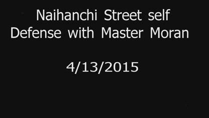 Old School Naihanchi For The Street - Naihanchi street fighting  Self Defense