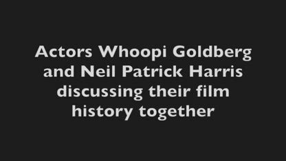 Whoopi Goldberg made sexual advances to Neil Patrick Harris when he was a teenager
