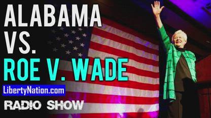 Alabama vs Roe V Wade
