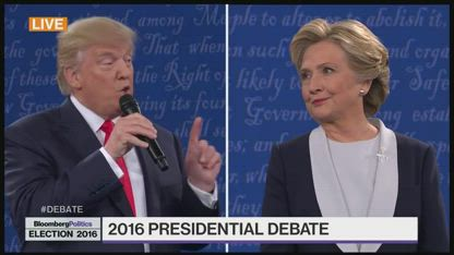 Trump Just Suggested Clinton 'Would Be in Jail' if He Were President