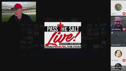 Pass the Salt Live - Men, Arise! 9-24-2018