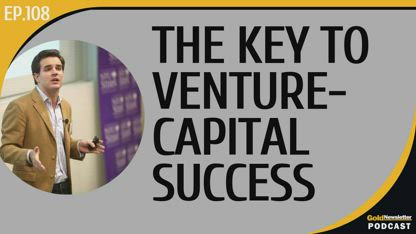 The Key to Venture-Capital Sucess