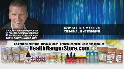 GOOGLE is a massive CRIMINAL enterprise