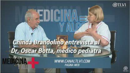 Dra. Chinda Brandolino - Dr. Oscar Botta - Vacunas