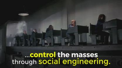 Top 4 Ways the so called elite control the Masses