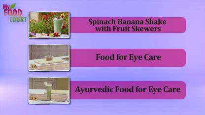 Dishes for Better Eyesight - JukeBox