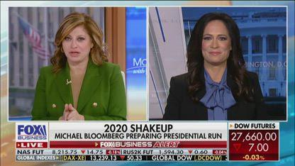 Grisham: Trump will continue focusing on military, economy