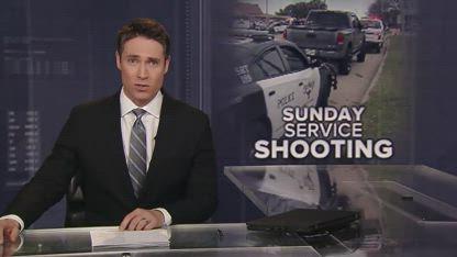 Deadly Shooting At Texas Church