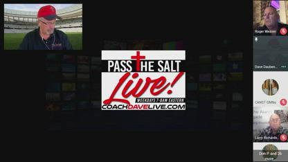 Pass the Salt Live - Poisonous Gospel 9-27-2018