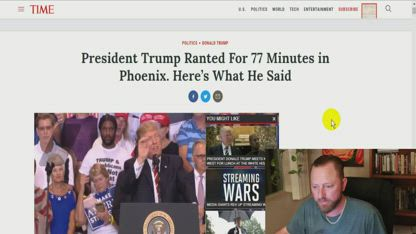 The 77, 777 Trump/Lamech Rabbit-Hole