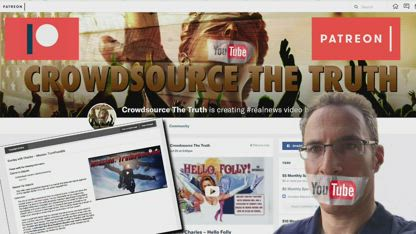 YouTube Purge 2.0 InfoWars Kicked Off Who is Next? How to Stay Connected to #RealNews