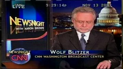 """9/11 Commissioner Sen. Max Cleland on The 9/11 Commission: """"It's a scam"""" (CNN 2003)"""