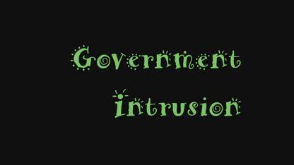 Government Intrusion HD