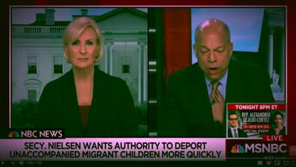 Obama's DHS Secretary Jeh Johnson agrees: 'There is a CRISIS on the border!'