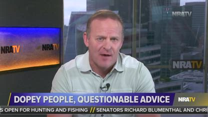 Professional Advice-Giver Gives Dumb Advice on Guns