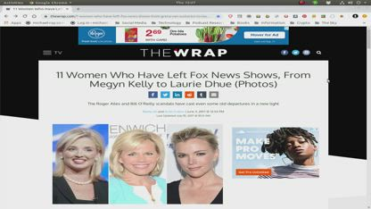 What's With The Women of Fox News?