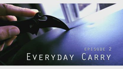 How To Use The Karambit Knife Episode 2 - Everyday Carry