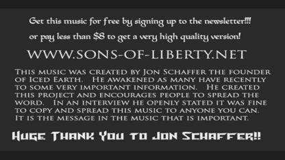 Sons Of Liberty - Indentured_Servitude - With Lyrics