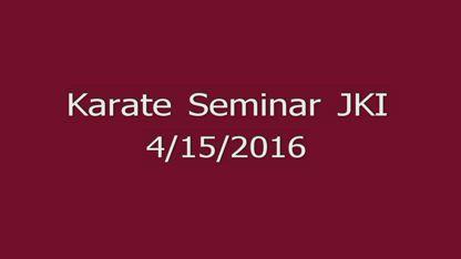Usable Karate  Kata Application