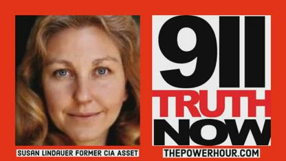 Red Alert - 9/11 & Danger to Trump Exposed - Susan Lindauer Former CIA Asset