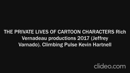 THE PRIVATE LIVES OF CARTOON CHARACTERS episodes 1-4