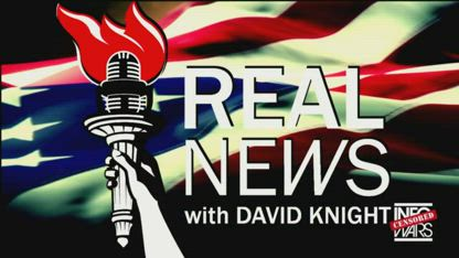 Real News with David Knight 08/10/18 August 10th