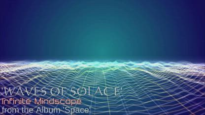 WAVES OF SOLACE by INFINITE MINDSCAPE (Hybrid Cinematic Ambient Music)