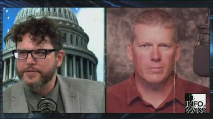 i talk with Rob Dew & Mike Adams about 'Green New Scam' & Healthcare