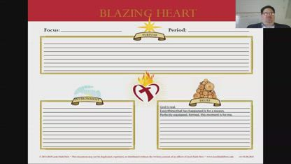 Look Faith First Blazing Heart and Daily Bread Video 3 - (Purpose)